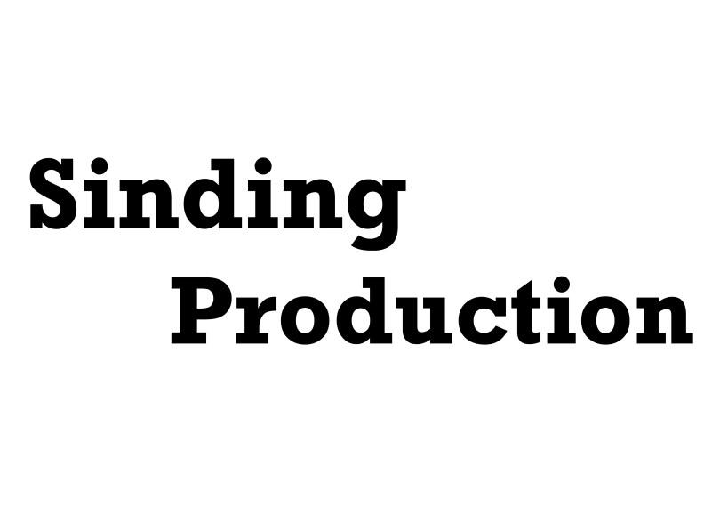 Sinding Production Logo