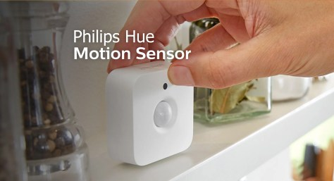 Philips Hue motion sensor