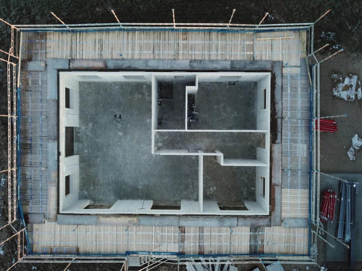 """""""Fra jordbunke til nybyggeri"""" - en VLOG om at bygge nyt hus...!"""