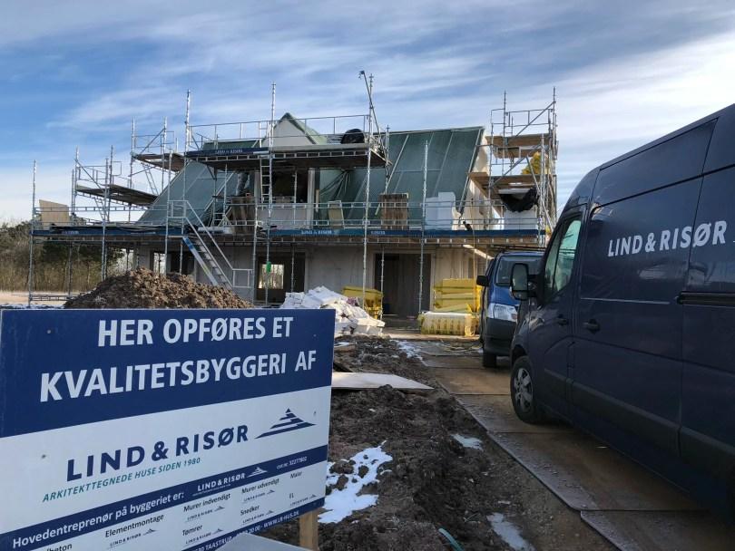 Lind og risør bygger huse