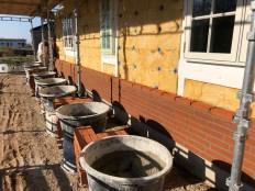 Murebaljer er klar til nyt hus