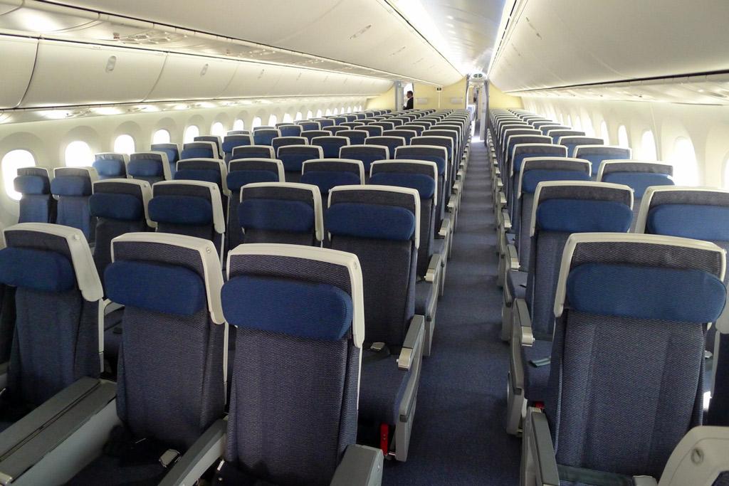 Vind de beste stoelen in het vliegtuig!