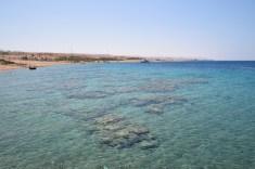 Kust bij Aqaba