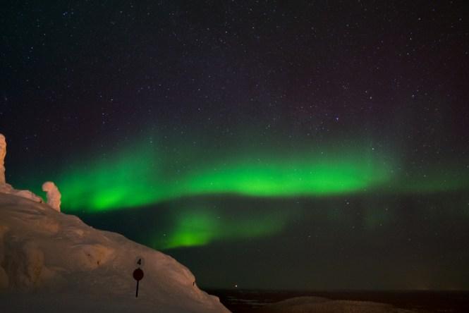 Noorderlicht, Lapland