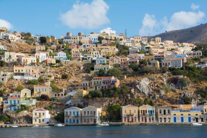 Symi, Griekenland