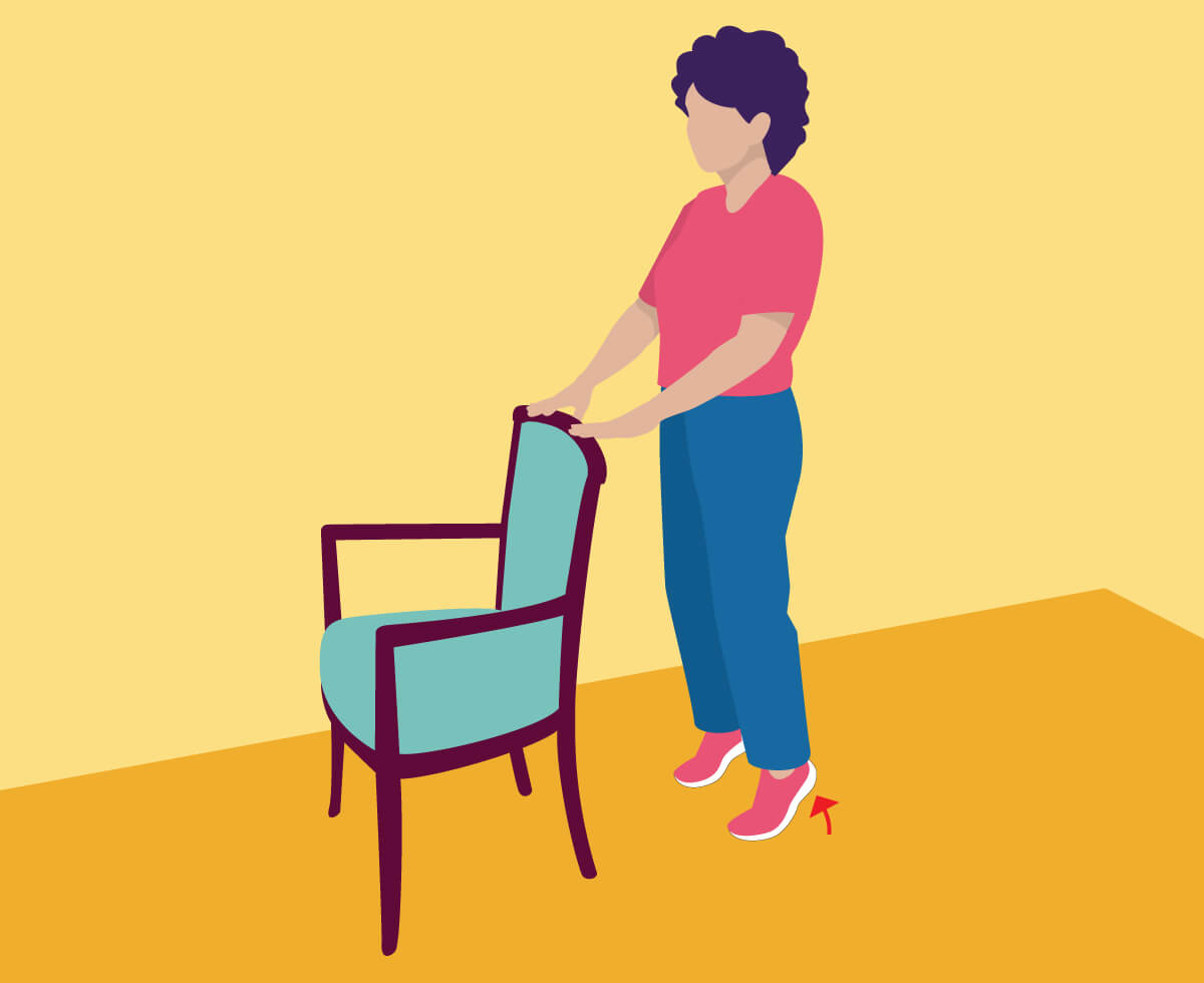chair sit to stand exercise folding manufacturer 14 exercises for seniors improve strength and balance philips this training also improves you ll need a or counter