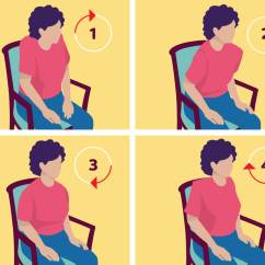 Chair Exercise For Seniors Handout Plush Animal Rocking Chairs 14 Exercises To Improve Strength And Balance Philips This Is A Simple You Can Do It Seated Or Standing