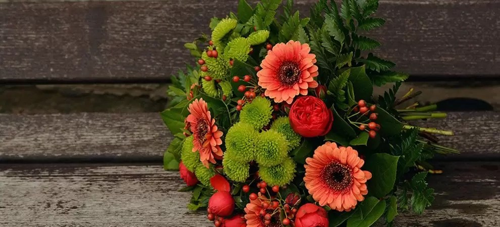 The 5 Best Flowers To Give Older People This Christmas Lifeline24