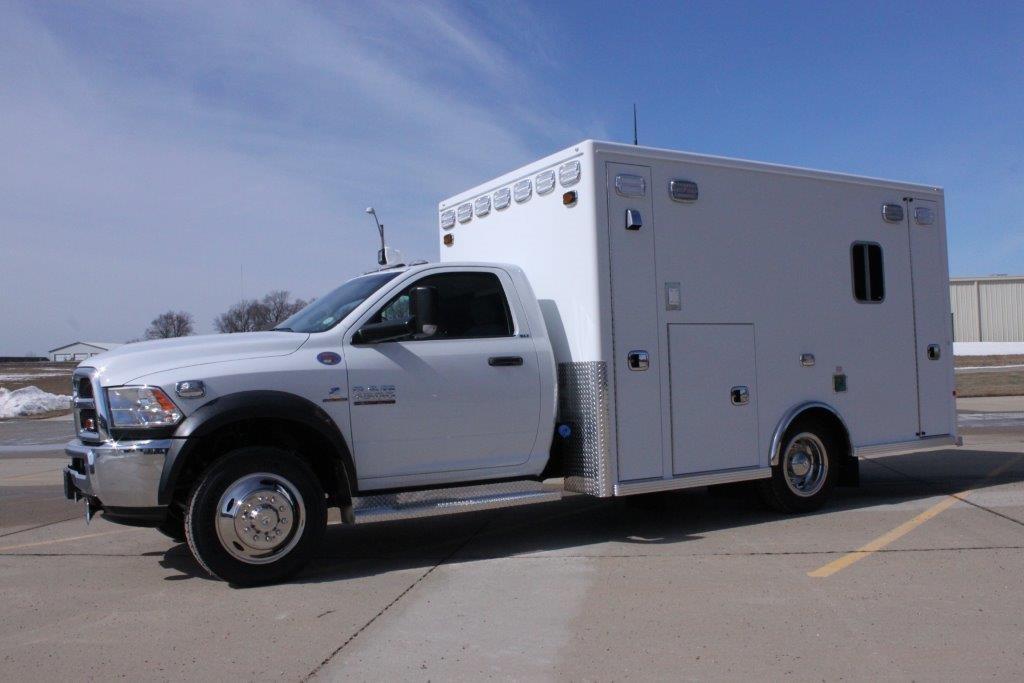 Platte Valley Medical Center  Life Line Emergency Vehicles