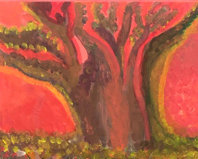 Untitled 3 (acrylic), NFS