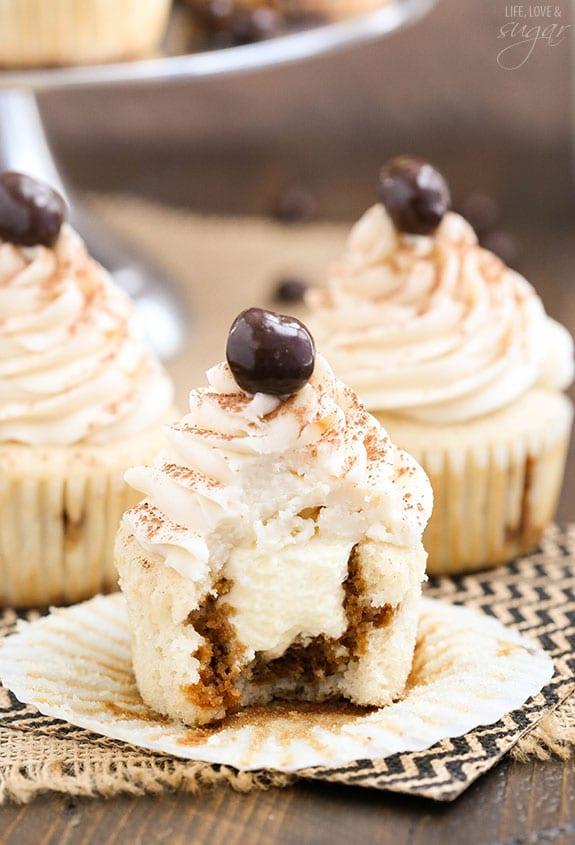 Tiramisu Cheesecake  Life Love and Sugar