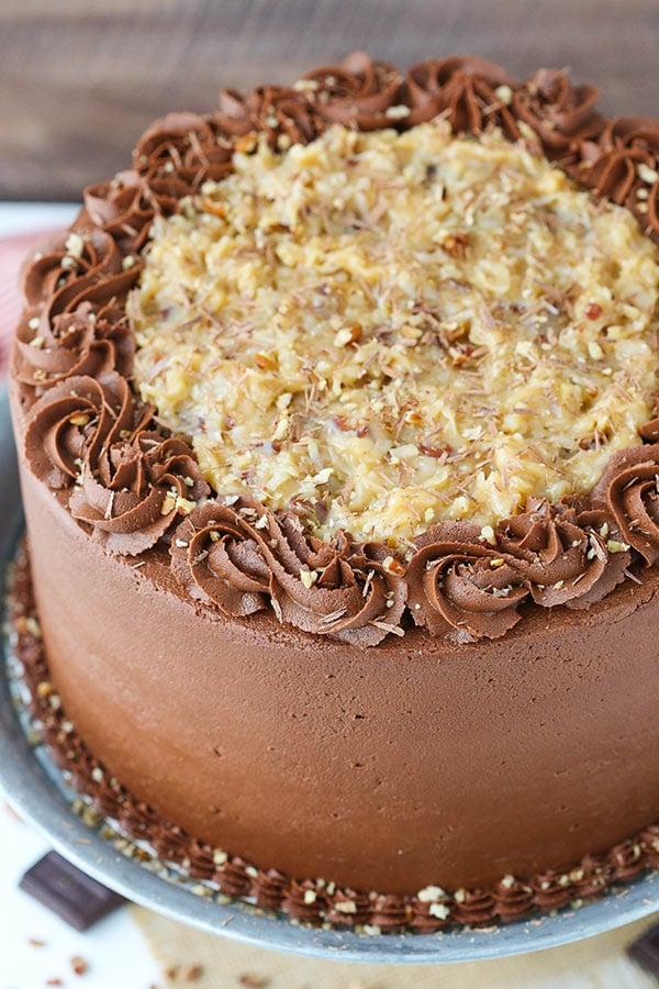 German Chocolate Cake Recipe A Must Try Classic Chocolate Cake