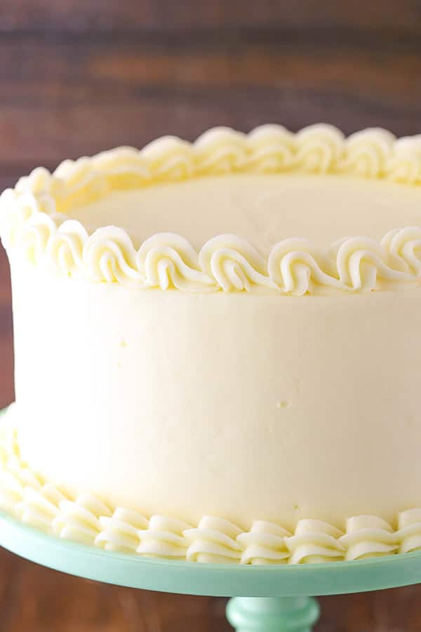 Cream Cheese Frosting Recipe How To Make Cream Cheese Frosting