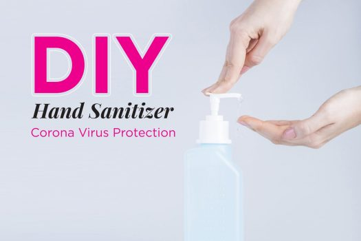 DIY Hand Sanitizer for Home Cleaning and Protection