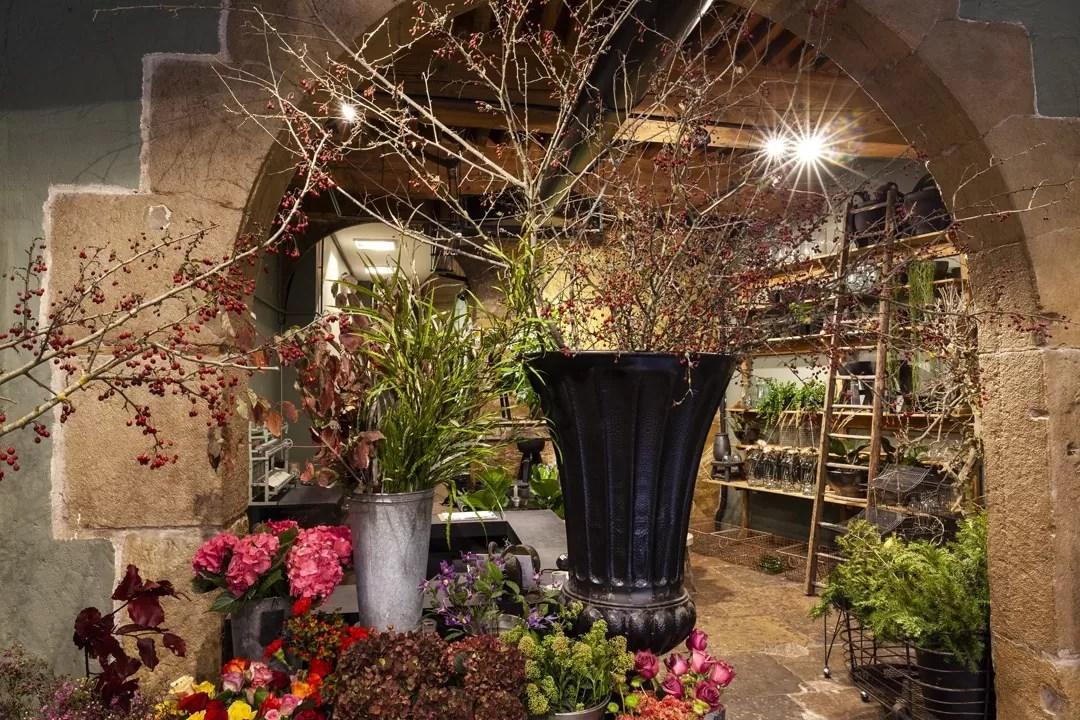 Boheme fleurs Lyon