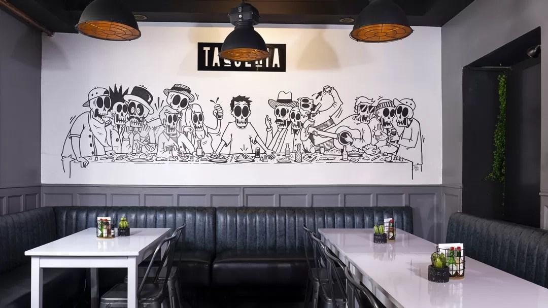 la taqueria restaurant annecy
