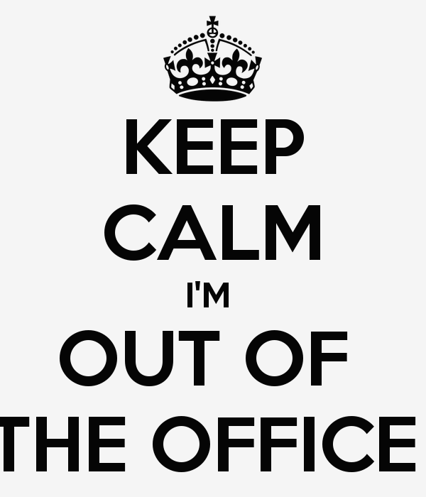 Notice: Four Months of Office Closure