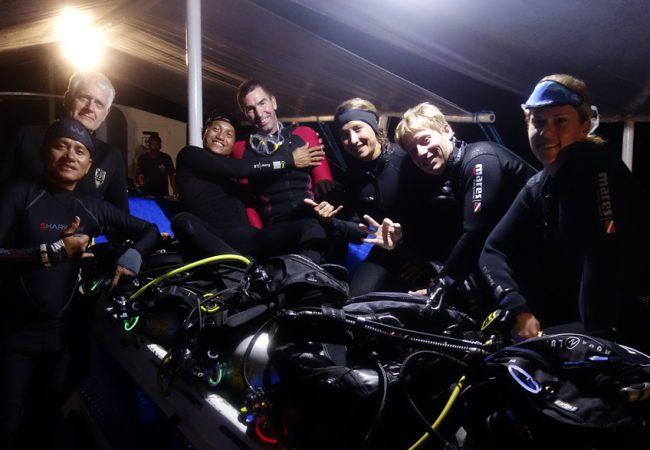 Black Divers