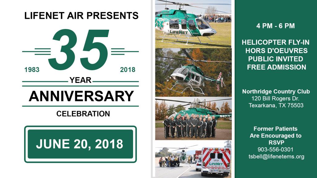 LifeNet Air Medical Helicopter Texas, Arkansas