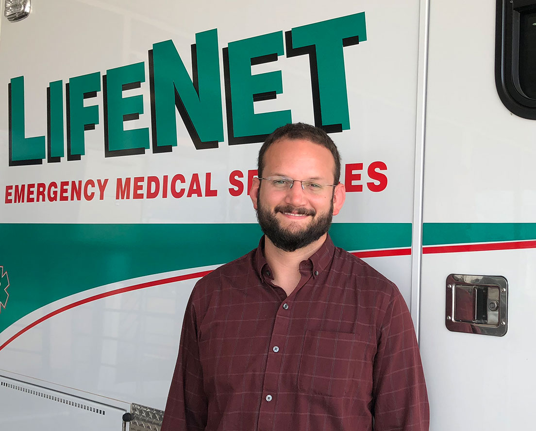 Jeremy Wright LifeNet EMS Clinical Services Manager Stillwater, Oklahoma Payne County