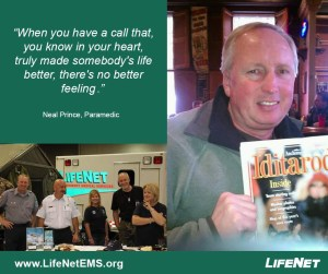 Neal Prince, Paramedic Jobs Hot Springs, AR, LifeNet EMS