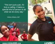 Whitney Williams, Paramedic, LifeNet EMS, jobs in Texarkana
