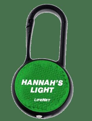 Green Hannah's Light