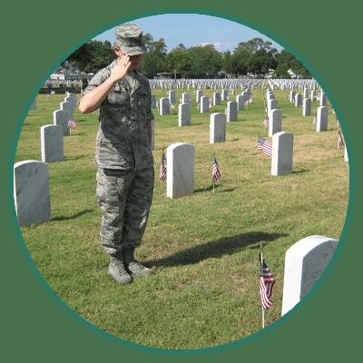 Devan Steen, US Air Force Veteran