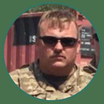 Matt Polczynski, US Army National Guard