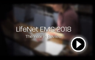 LifeNet EMS 2018 Year End Review Video