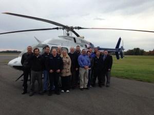LifeNet Air 2 medical helicopter makes debut in Hot Springs, Arkansas
