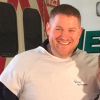 Brad Ragsdale, LifeNet EMT for Hot Springs Division.