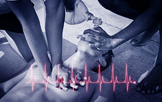 Sudden cardiac arrest (SCA) is a life-threatening emergency that occurs when the heart suddenly stops beating. It strikes people of all ages and leads to death in minutes if the person does not get help right away.