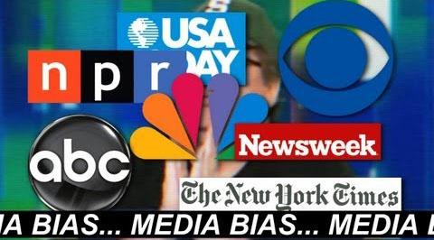 Image result for Mainstream Media Bias