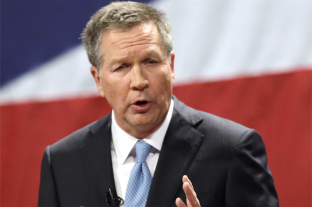 John Kasich: It's OK for Christians to Vote for Biden, Even Though He Supports Killing Babies