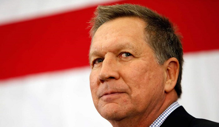 John Kasich: It's OK for Republicans to Vote for Biden, Even Though He Supports Killing Babies