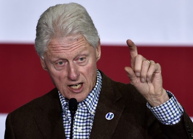 """Bill Clinton Will Co-Host """"Women's Empowerment"""" Event, Feminists are Silent on the Irony"""