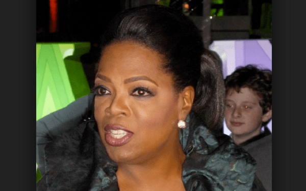 If Oprah Winfrey Really Thinks Black Lives Matter She Should Protest Abortion