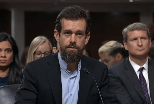 "Leaked Videos Show Twitter CEO Jack Dorsey Planning Trump Ban: ""We're Focused"" on Him"