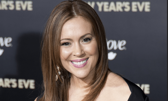 Alyssa Milano and Elizabeth Banks Celebrate Killing More Babies in Abortion