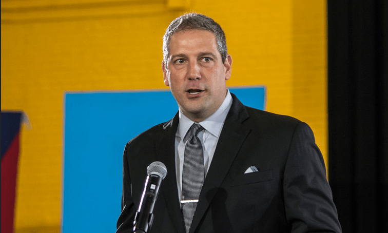 Pro-Abortion Congressman Tim Ryan Drops Out of Presidential Race
