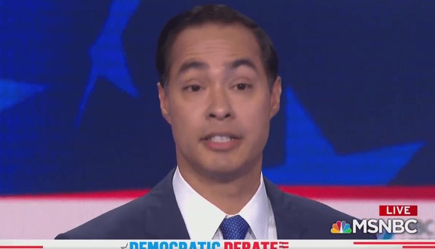 Abortion Activist Julian Castro Ends His Democrat Presidential Campaign