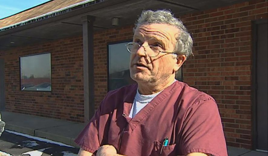 "Abortionist Who Hoarded Babies Botched Abortion So Badly ""When I Stood Up, Blood Went Everywhere"""