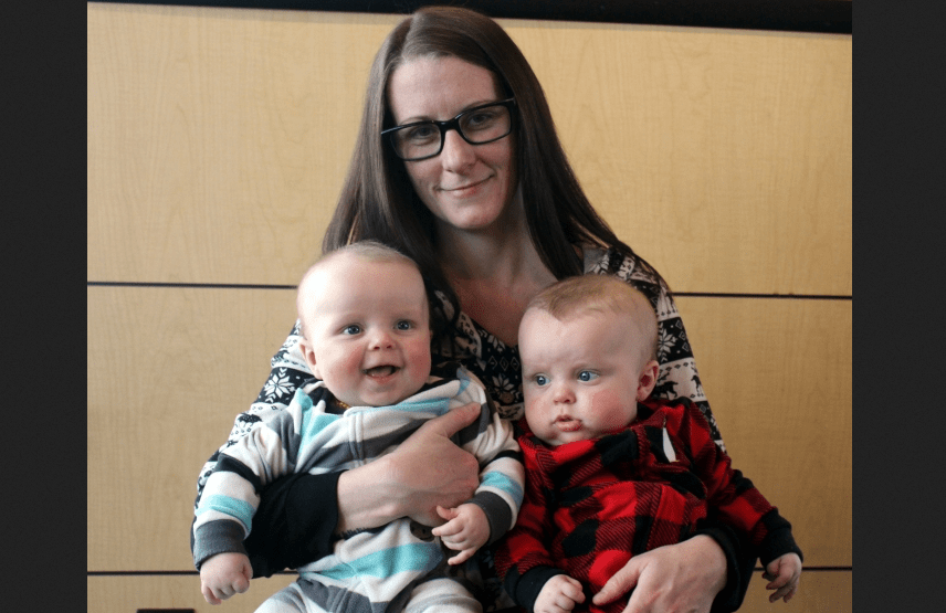 Kristi Was Considering an Abortion, But She Changed Her Mind and is Blessed With Twins