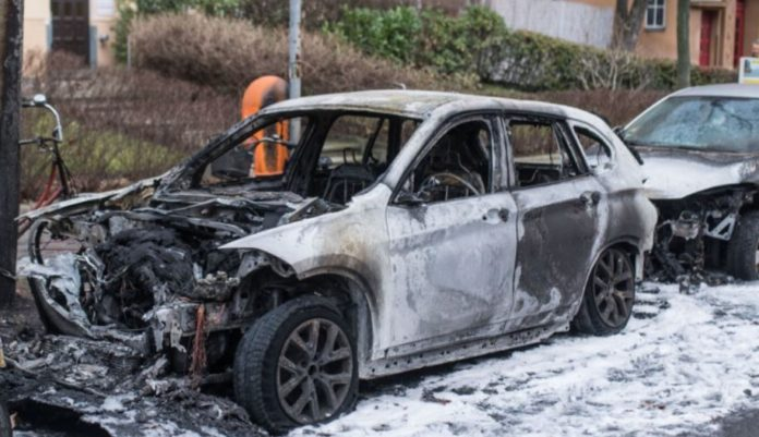 Abortion Activists Torch Pro-Life Advocate's Car Outside His Home, Threaten His Children