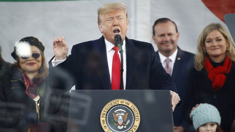 President Donald Trump Has Supported Pro-Life Christians, It's Time for Pro-Life Christians to Support Him