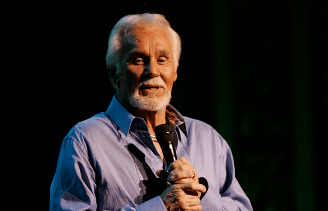 "Kenny Rogers Song ""Water and Bridges"" Showed a Father's Pain After His Child Was Killed in Abortion"