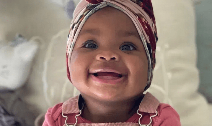 New Gerber Baby is a Cute Little Adopted Girl Named Magnolia