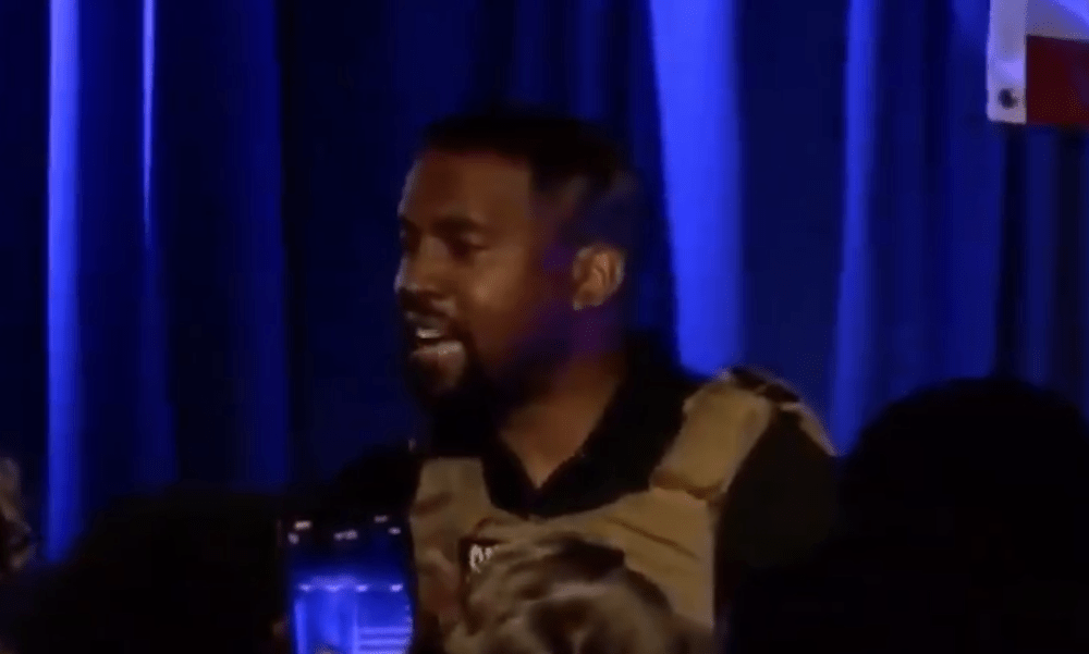 "Kanye West: ""I Almost Killed My Daughter"" in Abortion, But Message From God Saved Her"