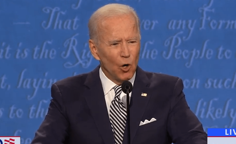 Never Trump Web Site Caught Issuing False Factcheck Claiming Biden, Harris Aren't Radically Pro-Abortion